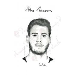 LAMINA ALEX ABRINES