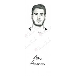 MARCAPAGINAS ALEX ABRINES