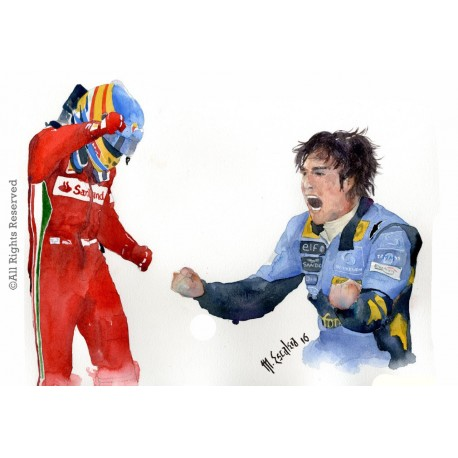 MAGIC ALONSO