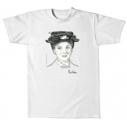 CAMISETA MANGA CORTA MARY POPPINS