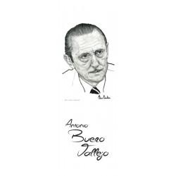 MARCAPAGINAS BUERO VALLEJO