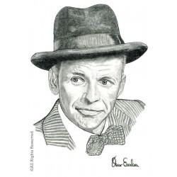 CARBONCILLO FRANK SINATRA