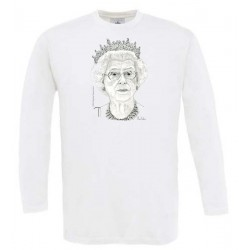 CAMISETA MANGA LARGA ISABEL II
