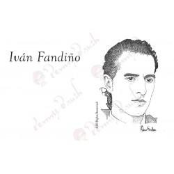 TARJETA POSTCARD IVAN FANDIÑO