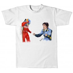 CAMISETA MANGA CORTA MAGIC ALONSO