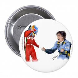 PIN MAGIC ALONSO