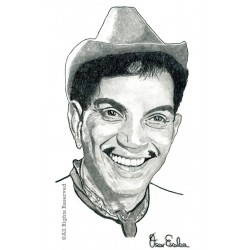 CARBONCILLO CANTINFLAS