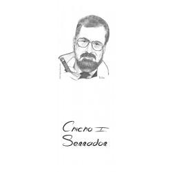 MARCAPAGINAS CHICHO IBAÑEZ SERRADOR
