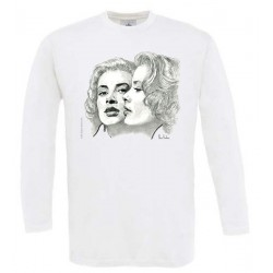 CAMISETA MANGA LARGA GRACE KELLY