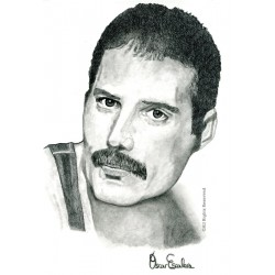 CARBONCILLO FREDDIE MERCURY