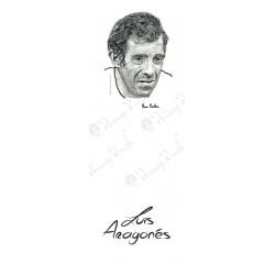 MARCAPAGINAS LUIS ARAGONÉS
