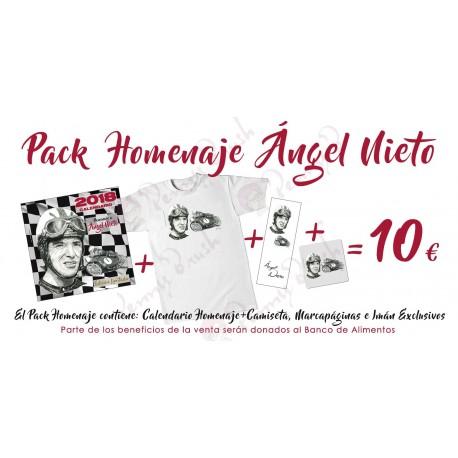 Pack homenaje Ángel Nieto