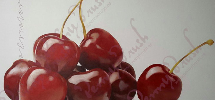 Cuadro del mes: «Las cerezas»